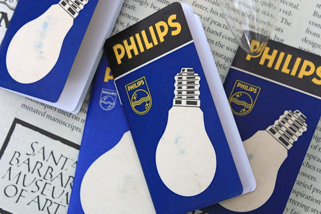 Philips - Heftchen