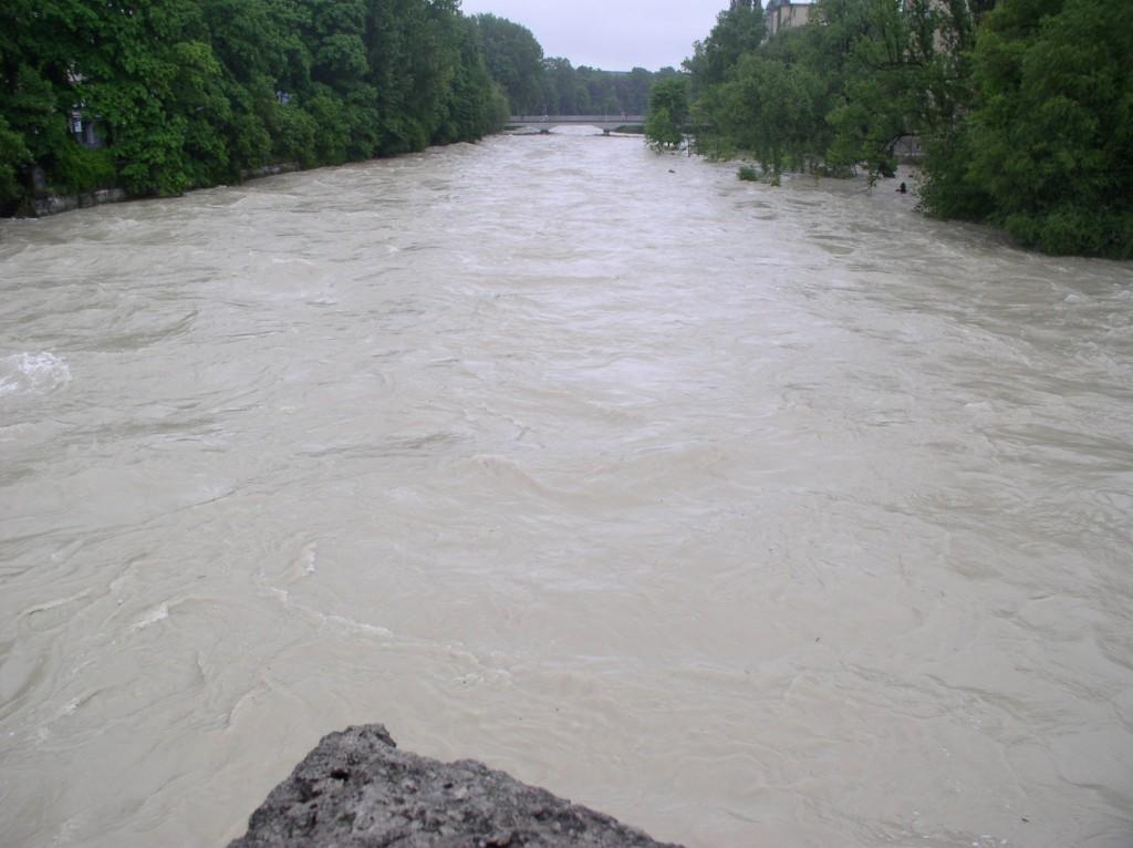 Isar-Hochwasser