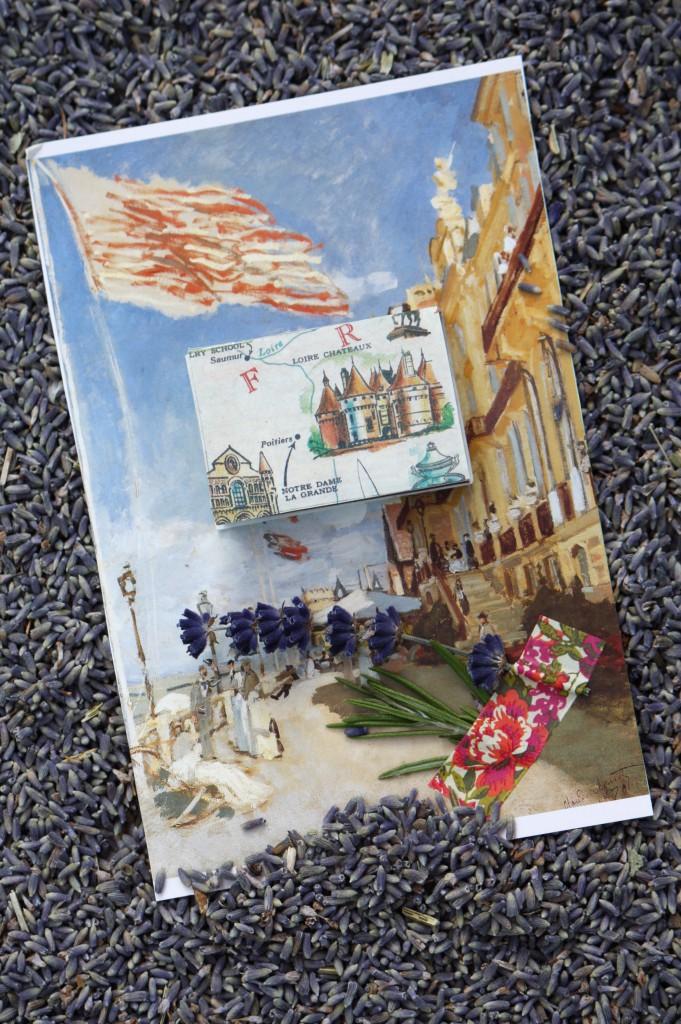 Mail Art von Claude