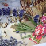 Lavendel und Thymian