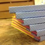 Buchrücken & Farbschnitt
