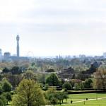 London Regent`s Park
