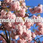 London im Frühling