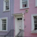 London pastell