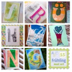 Frühling-Mail-Art 2015