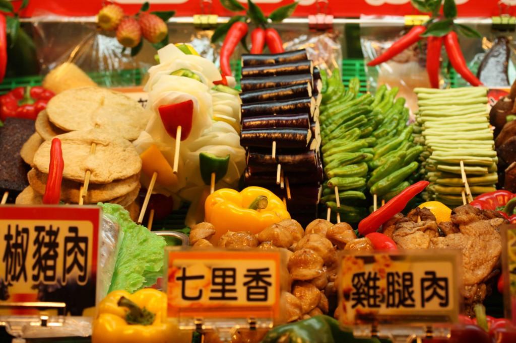 Taiwan - Nachtmarkt