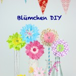 Blümchen DIY - Pretty Organized