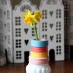 Masking Tape Vase